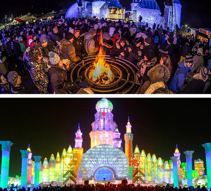 carnaval invierno quebec