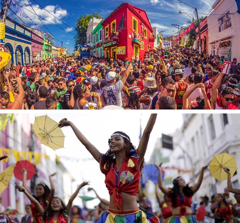 carnaval recife olinda