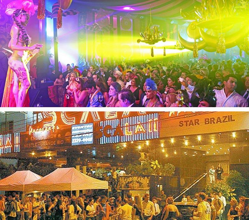 bailes carnaval rio