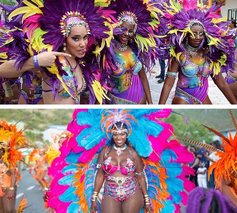 carnaval de sint maarten