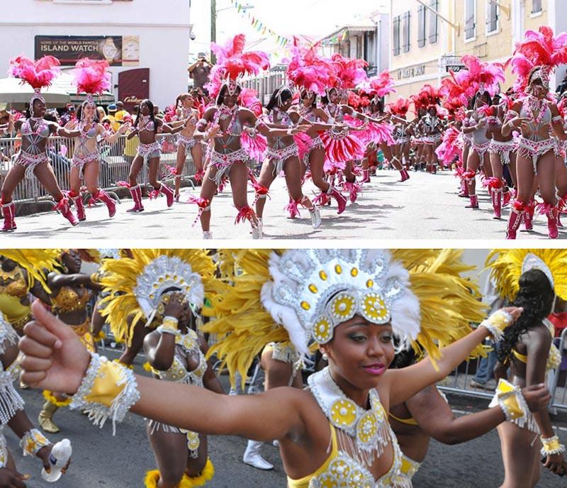 carnaval saint thomas