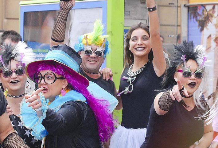 carnaval de tenerife eventos