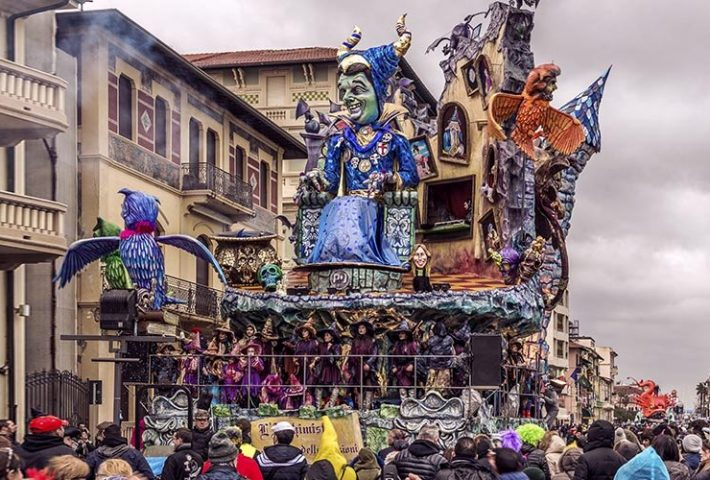 Carnaval de Viareggio
