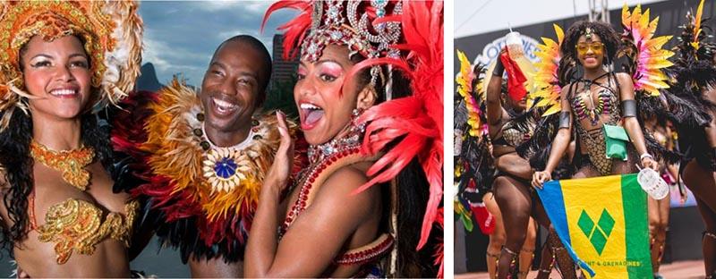 Vincy Mas Carnival