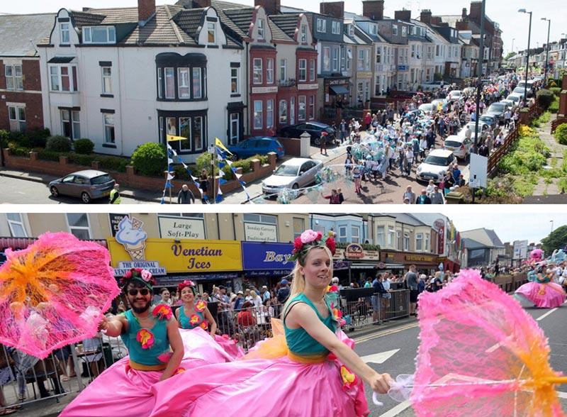 whitley bay carnival