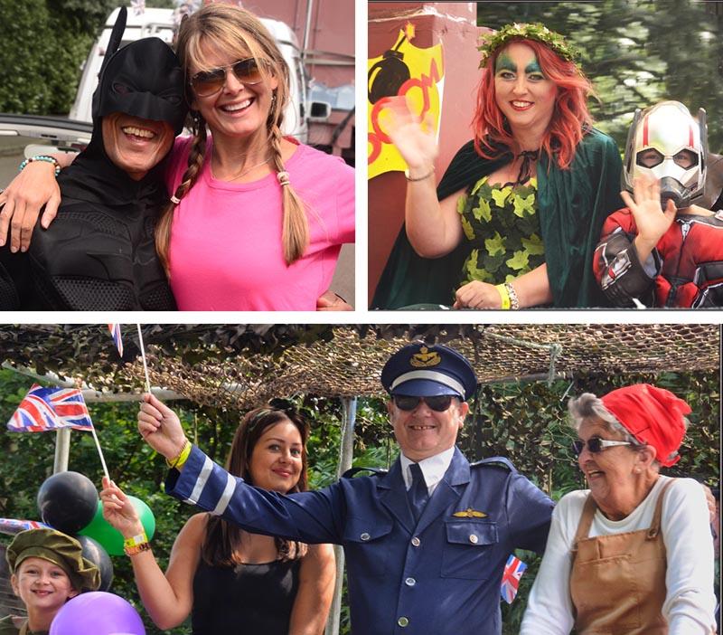 Woodley Carnival